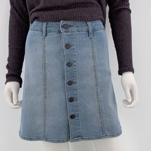 MOSSIMO SUPPLY CO. Denim Skirt Size 4